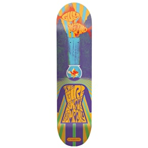 Girl Skateboard Deck - Fillmore Mariano 8.25