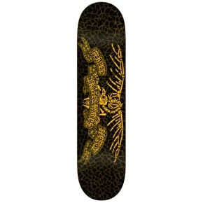 Anti Hero Santi Muerte Skateboard Deck - 8.85
