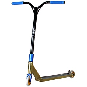 Urbanartt Custom Scooter - Gold/Black/Blue