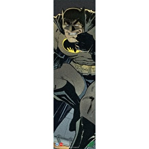 Almost x MOB Batman Face Skateboard Grip Tape