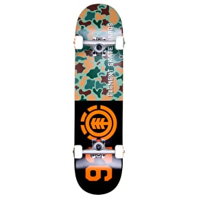 Element 92 Jungle Complete Skateboard - 7.75
