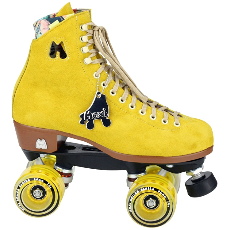 Moxi Lolly Quad Roller Skates - Pineapple