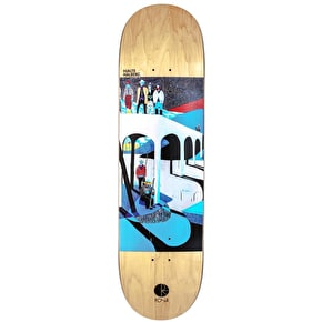 Polar AMTK Rainbow Valley Skateboard Deck - Hjalte Halberg 8.125