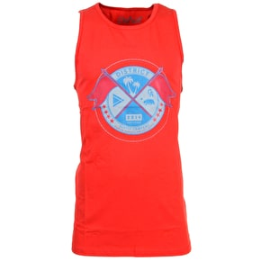 District Supply Co. Seal Tank Top - Red
