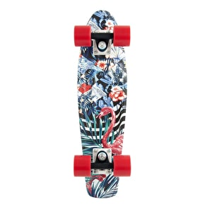 Penny Complete Skateboard - Flamingo Forest 22