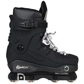 B-Stock Anarchy Revolution Aggressive Inline Skates - UK 7 (Box Damage)