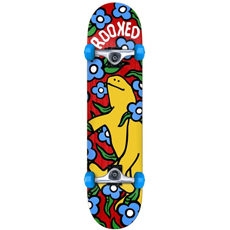 """Krooked Shmoo Vibes Complete Skateboard - 8"""""""