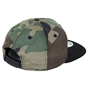 New Era 9FIFTY NBA Cleveland Cavaliers Cap - Woodland Camo/Black