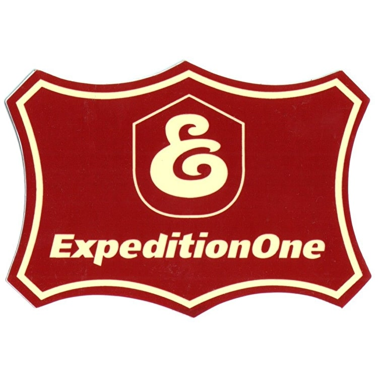 Expedition One Emblem Sticker