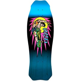 Santa Cruz Hosoi Rocket Air Mini Reissue Skateboard Deck - Candy Fade to Stain 9.98