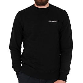 New Era Originators Crewneck - Black