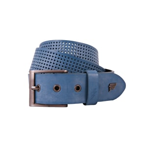 LowLife Clyde Perforated Belt - Electric Blue