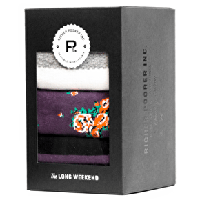 Richer Poorer The Long Weekend Gift Pack - Set B