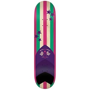 Real Spliced Brock Skateboard Deck - 8.06