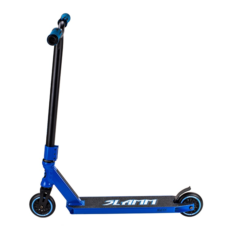 Slamm Tantrum VI Complete Scooter - Blue