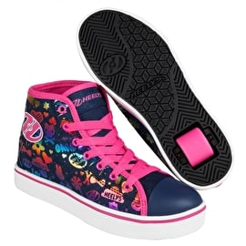 Heelys Veloz - Dark Denim/Rainbow
