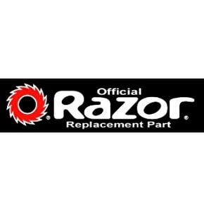 Razor E100 Plastic Footplate / Wheel Guard
