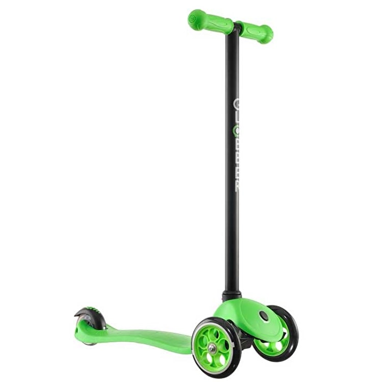 Globber Fix Junior Scooter - Green/Black