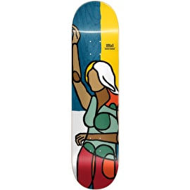 Blind Ladies R7 - Kevin Romar Skateboard Deck 8.125