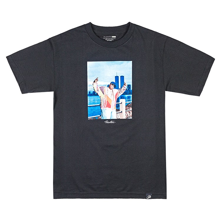 Primitive x Biggie Twin Towers T-Shirt - Black