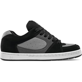 eS Accel OG Skate Shoes - Black/Charcoal