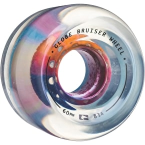Globe Bruiser 60mm 83a Skateboard Wheels - Colour Bomb Core