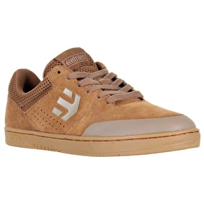 Etnies Marana Shoes - Brown/Gum