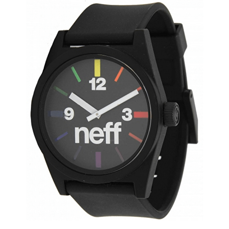 Neff Daily Watch - Black/Spectrum