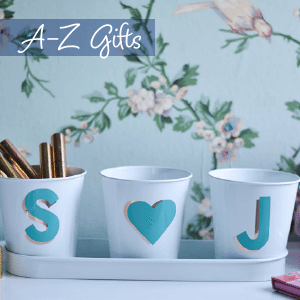 Unique & Personalised Gifts, Customised Gifts, Decorative Letters, Wooden Name Trains | The Letteroom