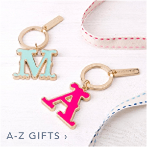 A-Z Gifts | Personalised | The Letteroom