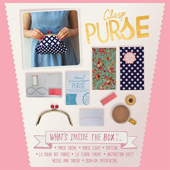 Make Your Own Purse Kit