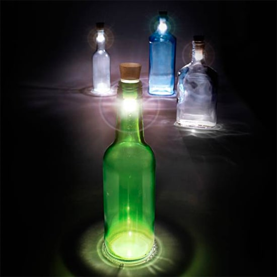 Rechargeable Light For Bottles