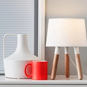 Colour Dip Table Lamp