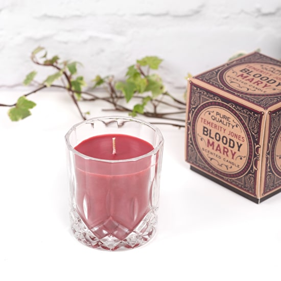 Boozy Scented Candles