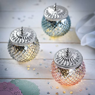 Diamond LED Sparkle Jar