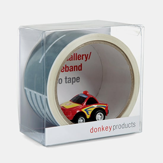 Fun Road Tape And Race Car Set