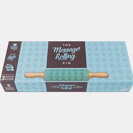 Message Rolling Pin