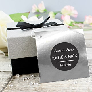 Personalised Wedding Stickers