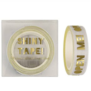 Gold Shiny Decorative Tape