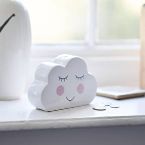 Rainy Day Cloud Money Box