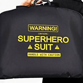 Super Hero Suit Carrier