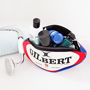 Licensed England Rugby Ball Wash Bag