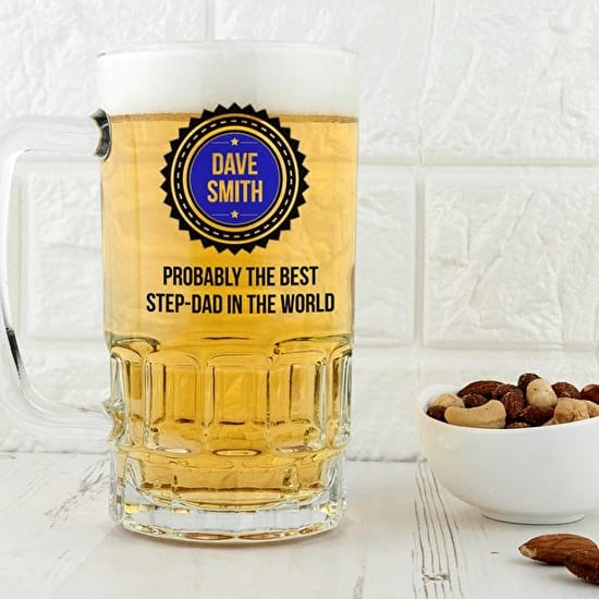 Probably the Best Step Dad Tankard