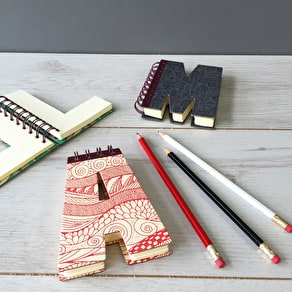 Alphabet Note Books