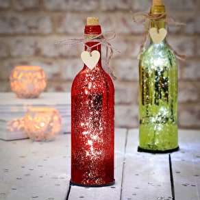 Christmas Firefly Bottle