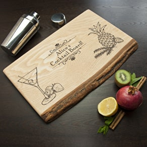 Cocktail Cutting Board