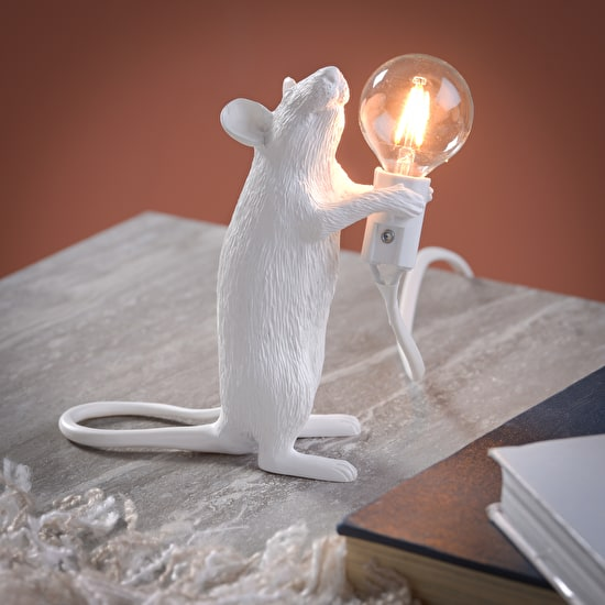 Designer Mouse Table Lamp