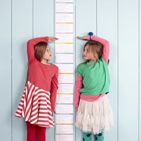 Scratch Off Foil Height Chart