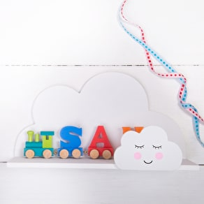 Nursery Cloud Shelf