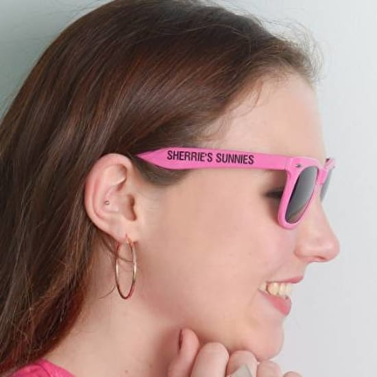 Personalised Sunglasses
